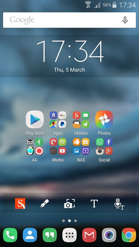 house themes for android what we re rockin our home screen setups for android