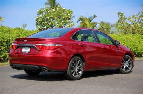 2015 Toyota Camry Se Price 2015 Toyota Camry Drive Autoblog