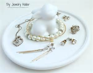 a jewelry holder learning creating living diy jewelry holder