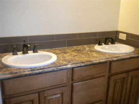 bathroom vanity backsplash ceramic tile and carpet bscconstruction s