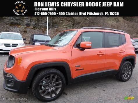 jeep renegade orange interior 2016 omaha orange jeep renegade latitude 111213697