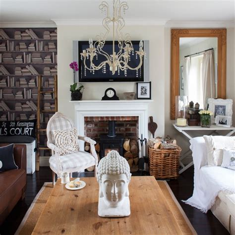 bedroom fireplace house tour 25 beautiful homes living room step inside a pretty french inspired