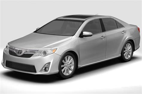 Toyota Camry 2012 Model Pictures 3d Model 2012 Toyota Camry 30527