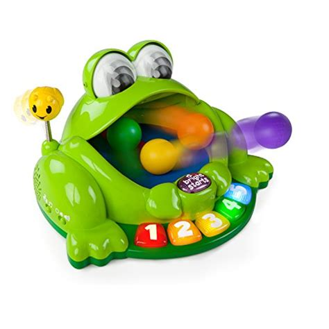 Bright Starts Giggling Gourmet Stack And Giggle Pots bright starts giggle pond pal baby 2015