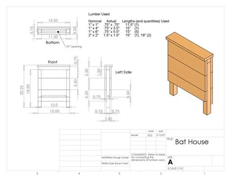 build bat house plans pin by joe bloe on chalet pinterest