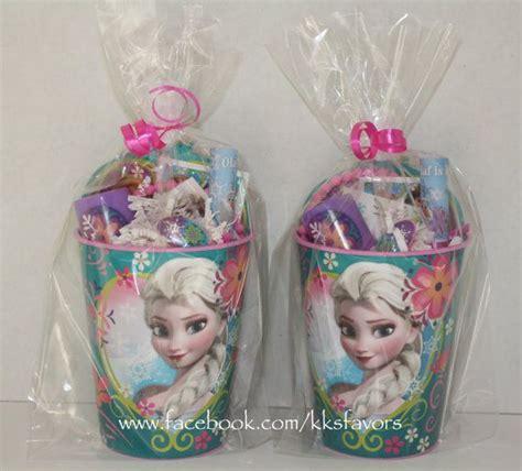 Frozen Giveaways - frozen favors