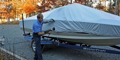 boat shrink wrap film shrink wrapping services sterling aero marine services