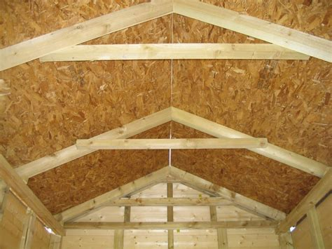 How To Make Trusses For Shed by A Helpful Analysis On Essential Factors In How To Build A