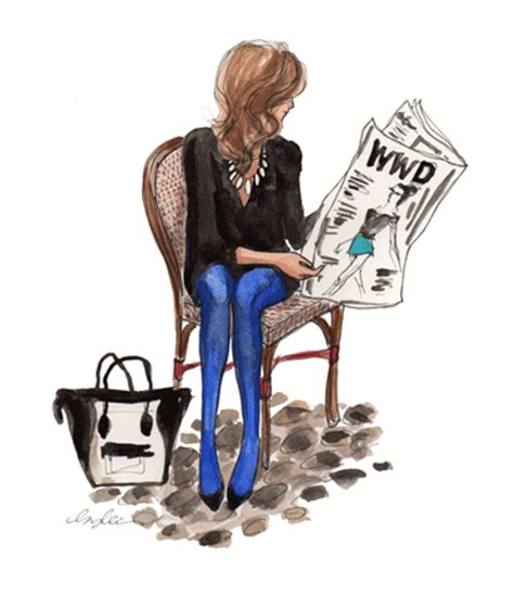 Fab Read Fashion Illustrations By Fashion Designers by Gotta It Inslee Haynes Illustrations