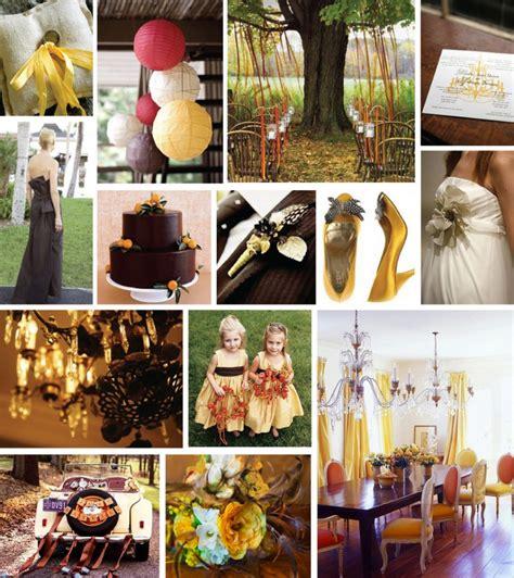 Fall wedding ideas free wedding ideas