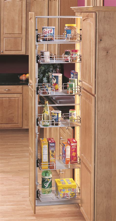 kitchen cabinet slide out pull out pantry glides myideasbedroom com
