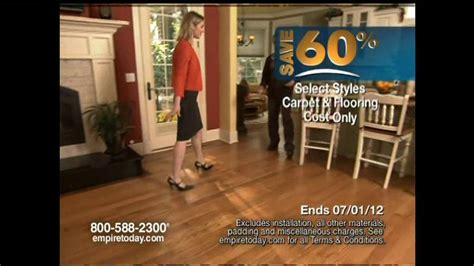 top 28 empire flooring ads empire today half price sale tv spot flooring made easy empire