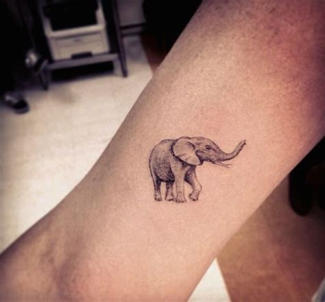 small elephant tattoos designs 108 small ideas and epic designs for small tattoos