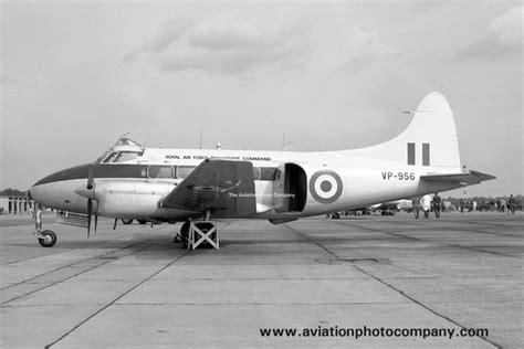 raf transport command a the aviation photo company devon de havilland raf transport command de havilland devon c 1