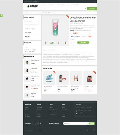 pharmacy woocommerce wordpress responsive theme download
