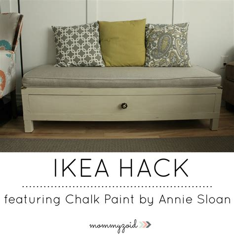 ikea nockeby hack ikea hack featuring chalk paint by sloanmommyzoid