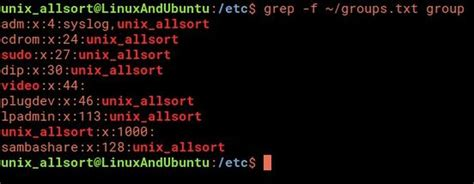 grep pattern multiple words how to make good use of grep command