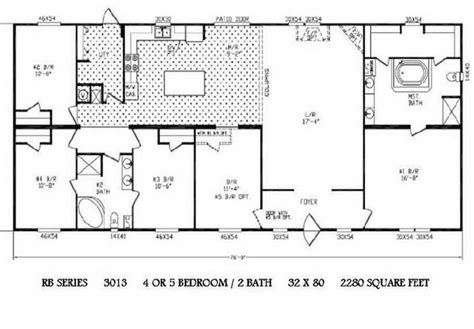 Trailer Floor Plans Single Wides | floor planning for double wide trailers mobile homes ideas