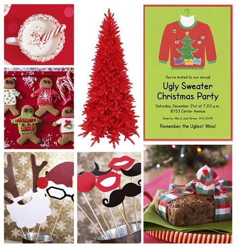 ugly christmas party ideas rewards noted finestationery sweater