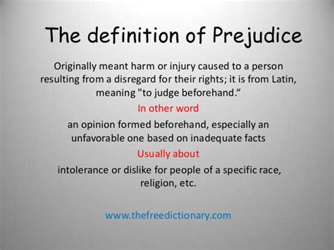 Or Meaning Florence Theme Prejudice
