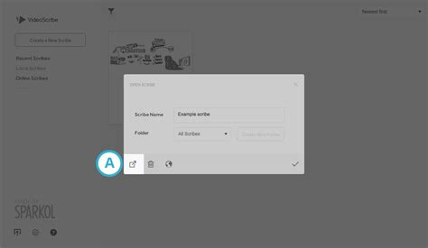 videoscribe desktop tutorial import and export scribes videoscribe