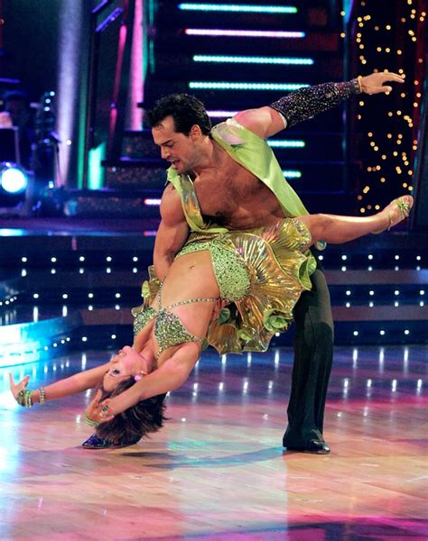 cheryl burke with the sexiest costumes