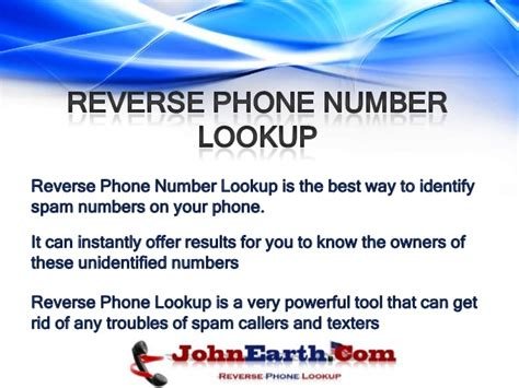 Phone Lookup Phone Number Lookup