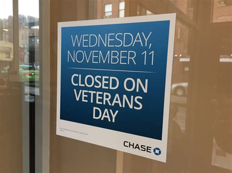 will banks be open on will banks open on veterans day mybanktracker