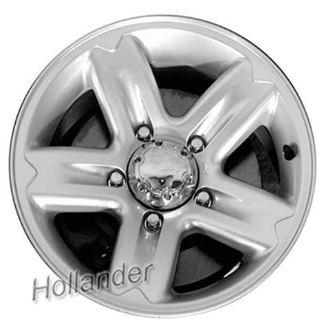 Suzuki Vitara Wheel Size 2000 Suzuki Grand Vitara Wheels Sparkle Silver Rims 72669