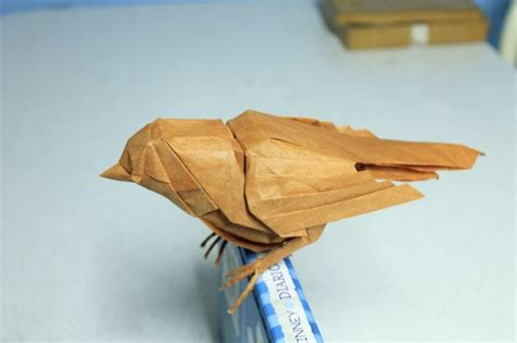 origami sparrow 1621 best images about origami on