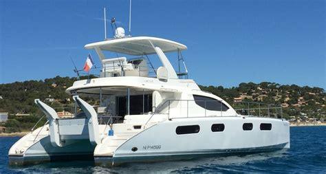 catamaran leopard a vendre achat vente catamarans occasion leopard 47 pc