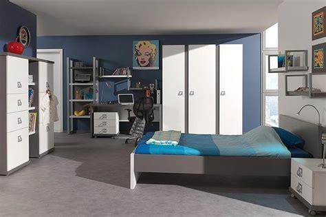 deco pour chambre ado garcon deco chambre ado garcon bleu gris visuel 3