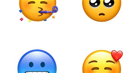 new iphone emojis apple unveils more than 70 new emojis ahead of world emoji day