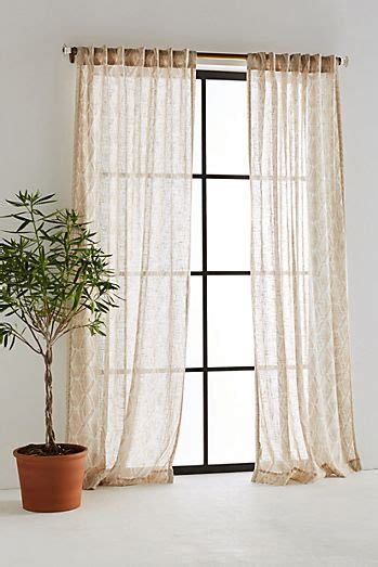 Rideaux Courts 193 by Soft Furnishings Curtains Anthropologie