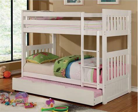 bunk beds las vegas canberra ii white bunk bed las vegas furniture store