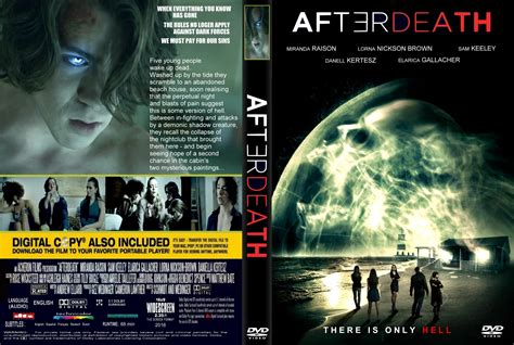 Dvd With Sword 2016 afterdeath dvd cover 2016 r2 custom