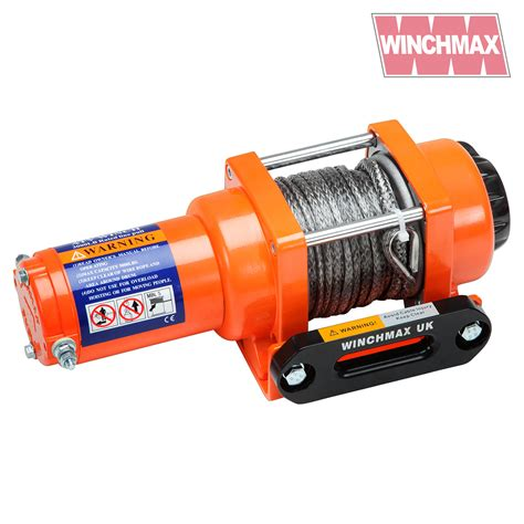 boat winch wheel electric winch 12v atv boat trailer 3000 lb winchmax