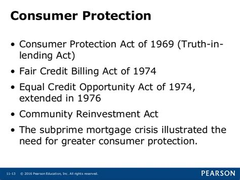 section 13 of consumer protection act ch10 mish11 embfm