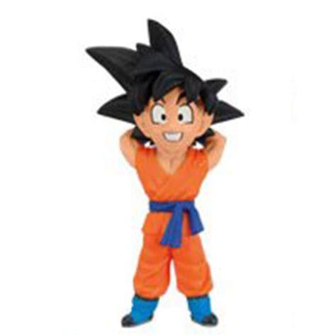 revival of f figures z revival f world collectible goku figure new