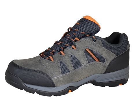 wide fitting walking boots for mens wide fitting waterproof hiking shoes grey waterproof