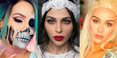 tutorial makeup minimalis easy horror makeup ideas life style by modernstork com