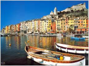 Top world travel destinations la spezia italy