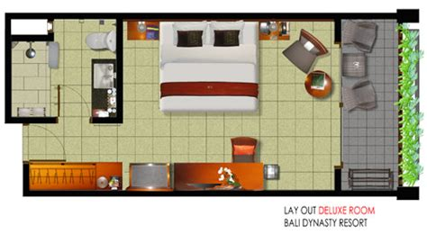 room lay out kuta hotel bali dynasty resort rooms and rates tuban