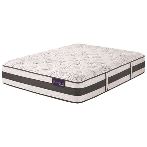 i comfort mattresses serta icomfort hybrid applause king plush hybrid quilted