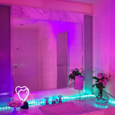 neon room 25 best ideas about neon room on neon lights for rooms light installation and