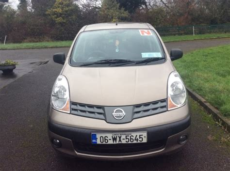 how do i learn about cars 2006 nissan frontier on board diagnostic system 2006 nissan note auto for sale in trim meath from rdharnas