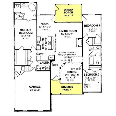 1000 Images About 1700 1800 Sq Ft House On Pinterest 1700 Square Foot House Plans Ranch