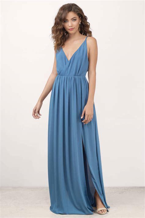 Maxi Blue blue maxi dress all dress