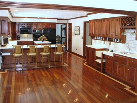 cherry cabinets with wood floors brazilian cherry hardwood flooring qnud