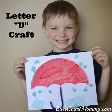 Letter S Home Decor east coast mommy alphabet crafts letter u